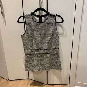 Ann Taylor, great condition sleeveless top